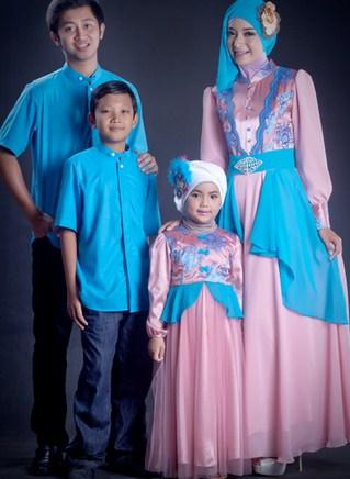 Model Baju Keluarga Untuk Acara Wisuda Terbaru
