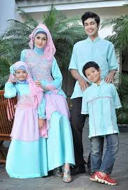 Model Baju Seragam Keluarga Modern