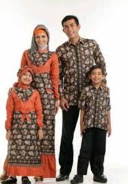 model Busana seragam Batik Kerja Terbaru