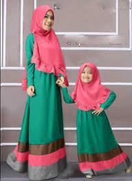 Model Baju Couple Keluarga untuk Lebaran Terbaru
