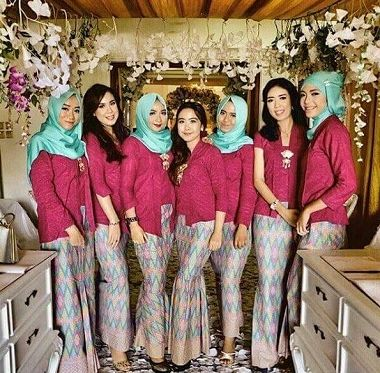 Grosir baju muslim, jilbab syar'i, gamis murah, batik