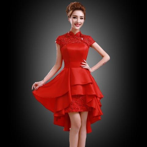 Model Baju Dress pendek Untuk Pesta Terbaru