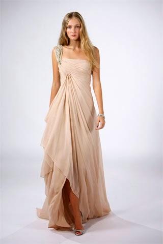 Model Gaun Panjang Untuk Pesta Terbaru