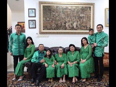 Model Pakaian Artis Lebaran Keluarga Terbaru