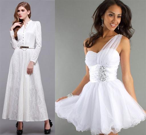 Model Kebaya Gaun Pesta Terbaru