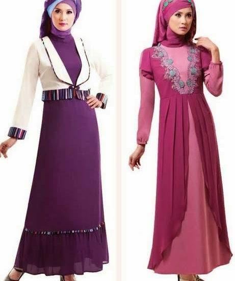 Model Baju Lebaran Idul Adha Terbaru