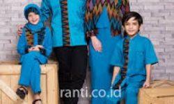 30+ Model Baju Batik Seragam Keluarga Terbaru 2017, Limited Edition!