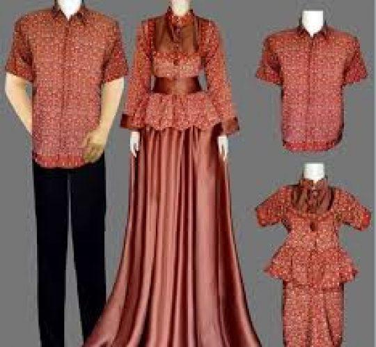 Permalink to 20 Model Baju Couple Keluarga 2 Anak Modern 2017, Resmi!